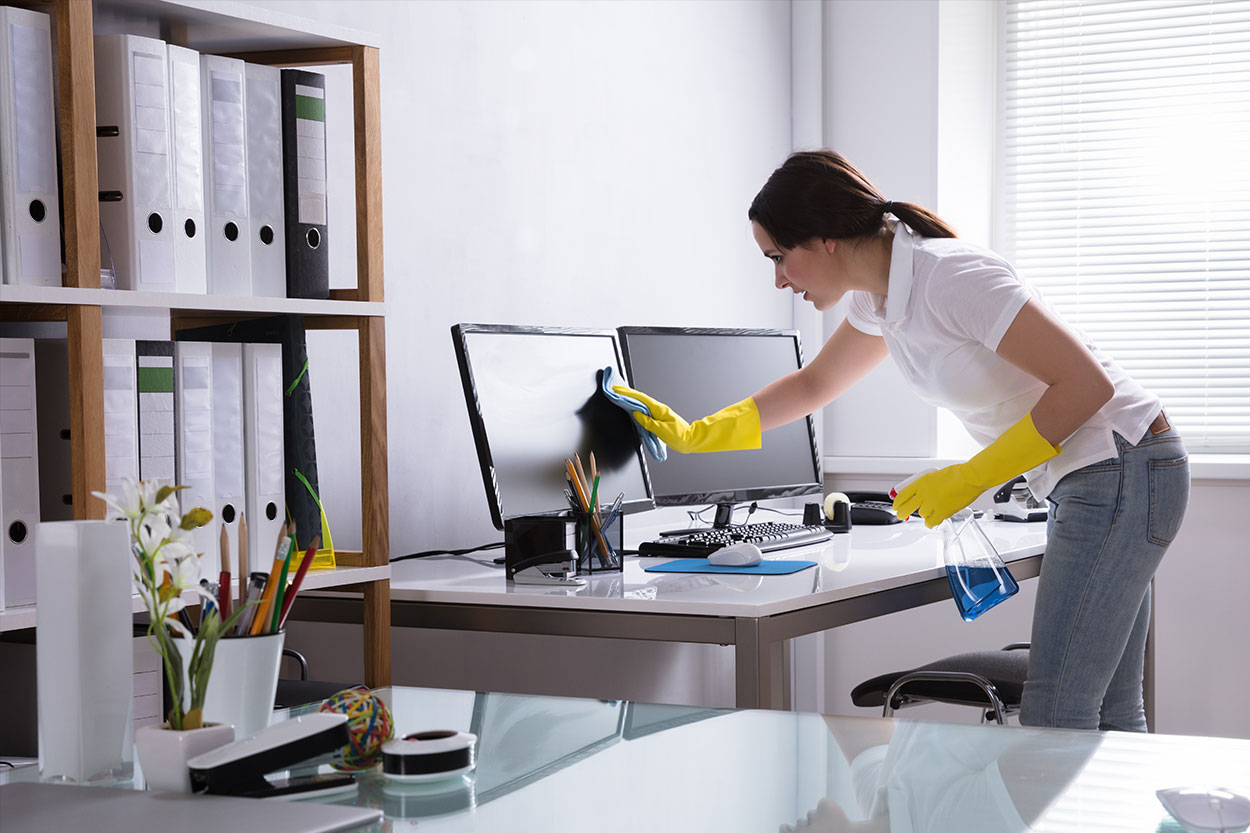 The Difference Between Cleaning, Disinfecting and Sanitizing